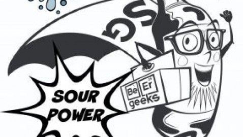 Calling All Super Beer Geeks, Break Out Your Sour Power!