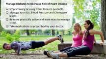 November's National Diabetes Month focuses on Heart Disease