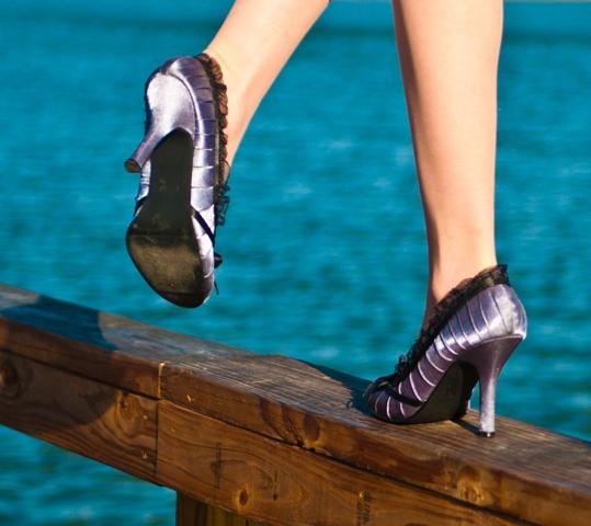 'Flora, Fauna, and Fabulous Footwear' on display