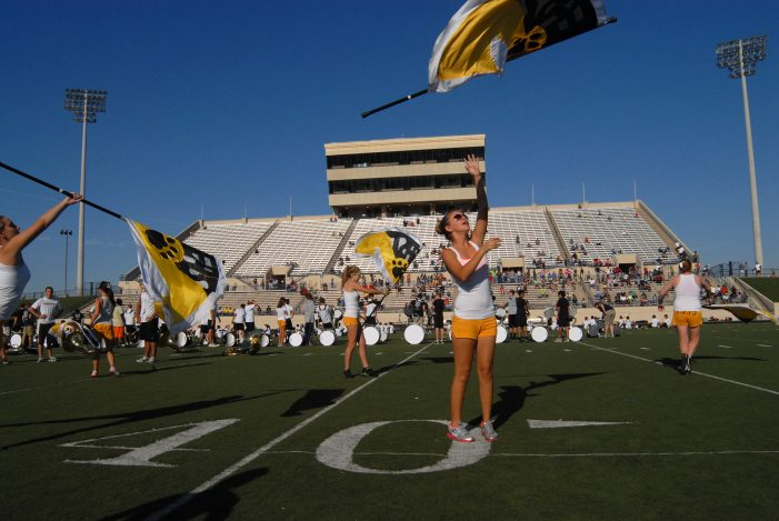 Plano East bands beat the heat