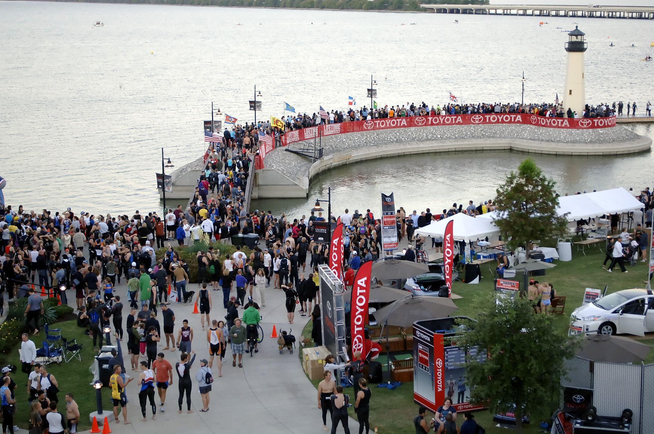 Toyota Of Rockwall >> Toyota US Open Triathlon to draw thousands to Harbor | Blue Ribbon News