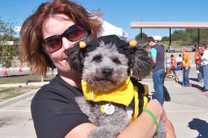 Free Howl-o-Ween event, costume contest at Dallas Animal Services