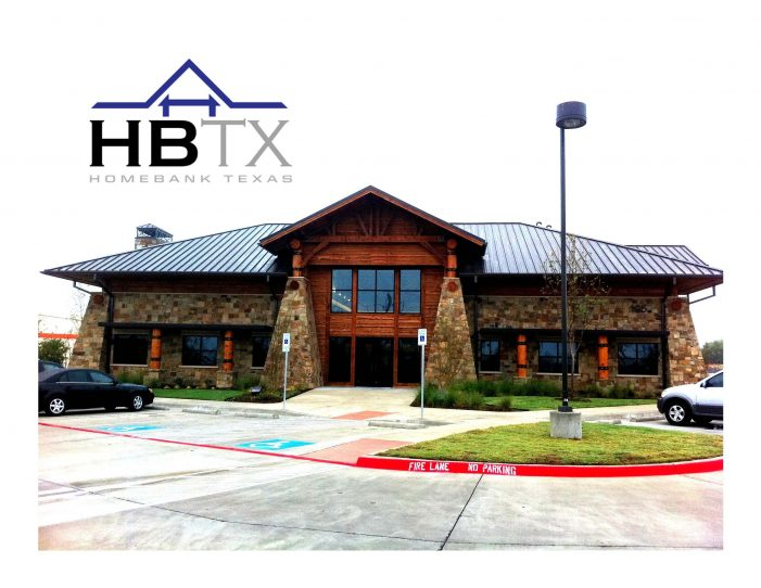 Prizes, promotions to celebrate opening of new HomeBank Texas branch