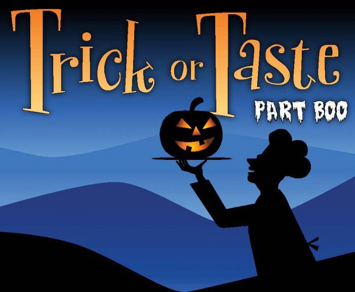 Trick or Taste Part Boo: Taste of Arlington, Oct. 25