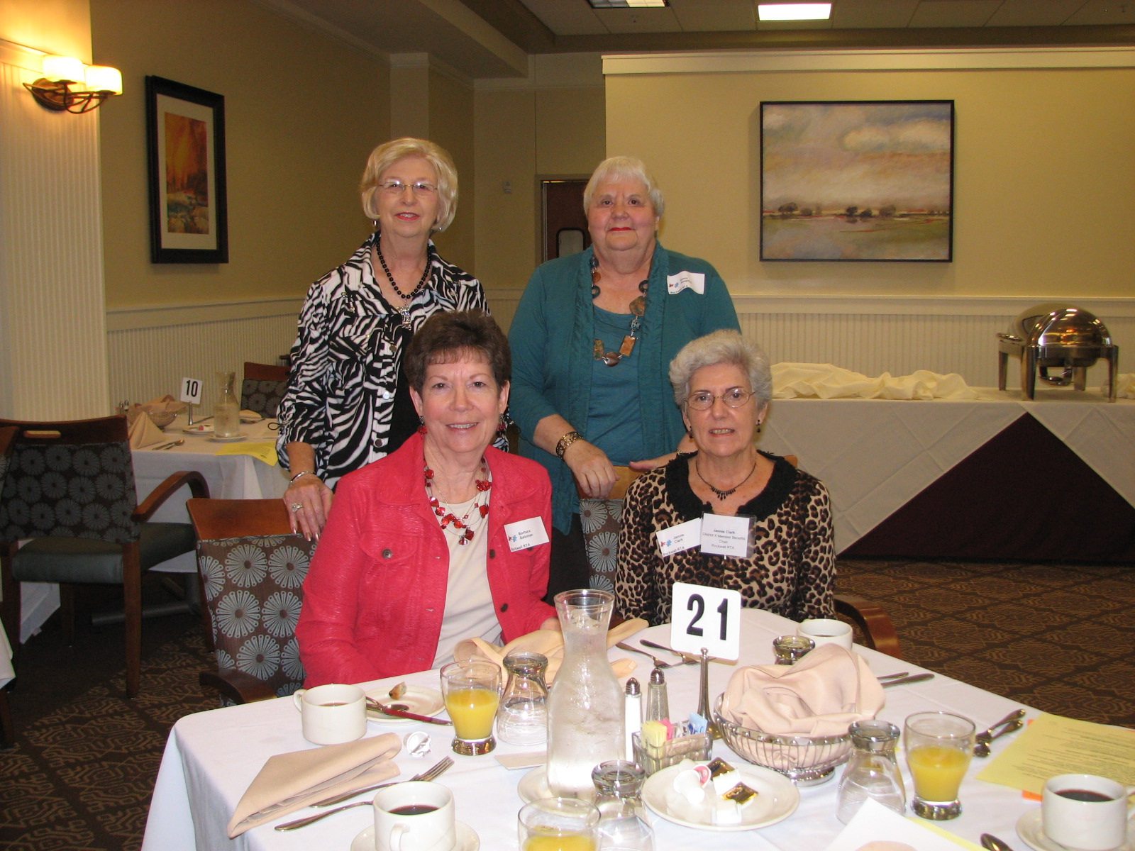 Texas Retired Teachers Association hosts District X fall convention