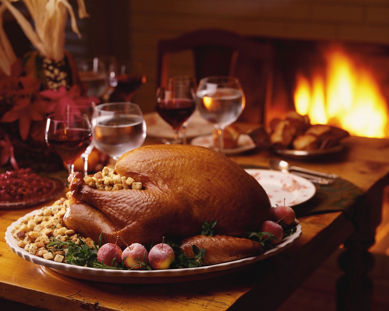 A lesson in forgiveness at Thanksgiving time