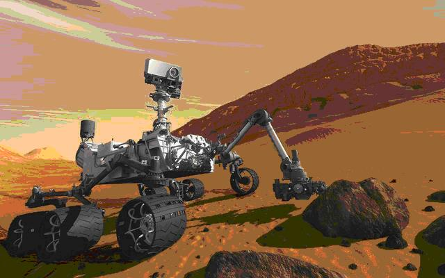 AstroDad's latest: NASA launches Mars Science Lab