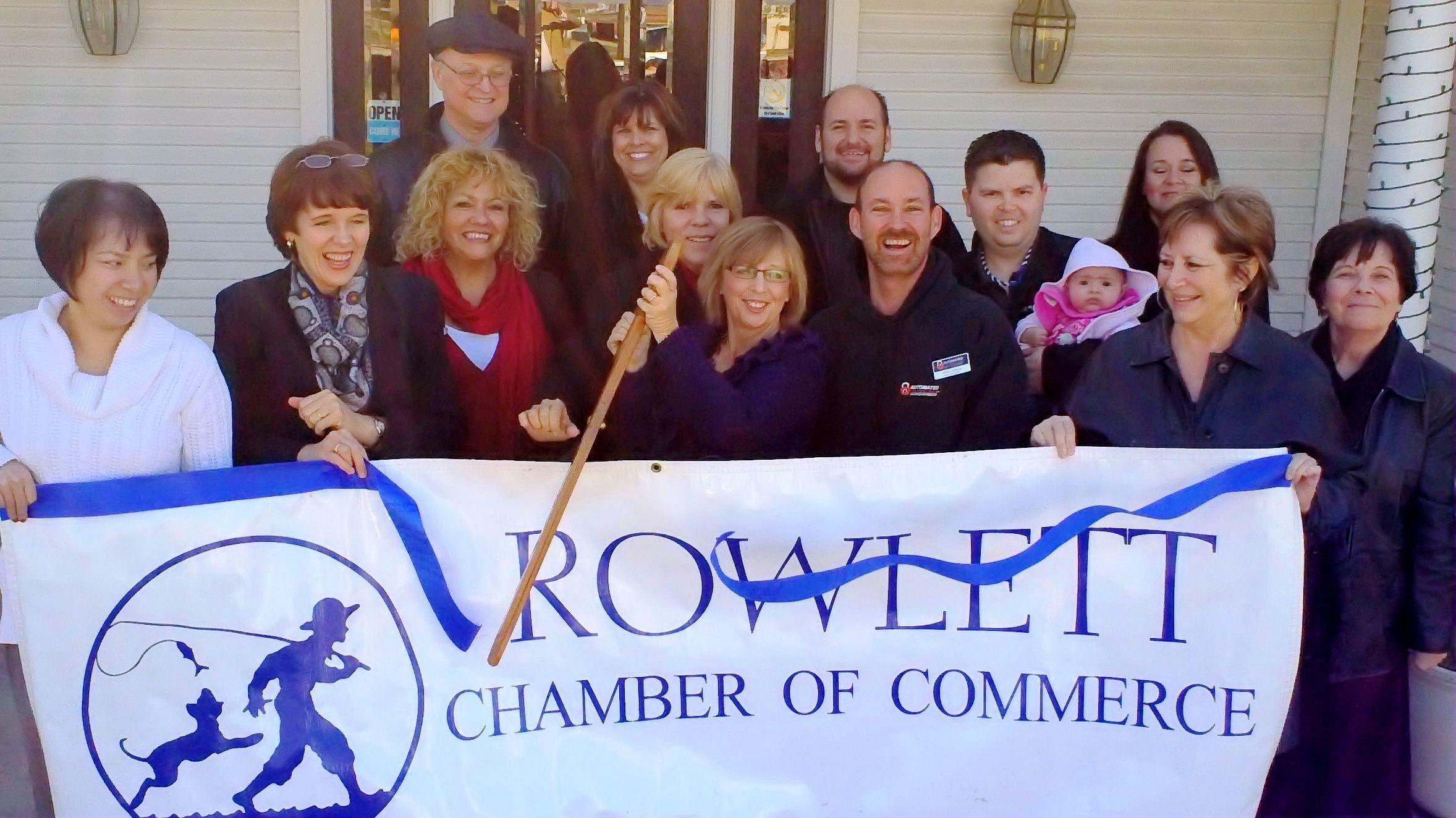 Chamber hosts ribbon cutting for realtor Debbie Adams