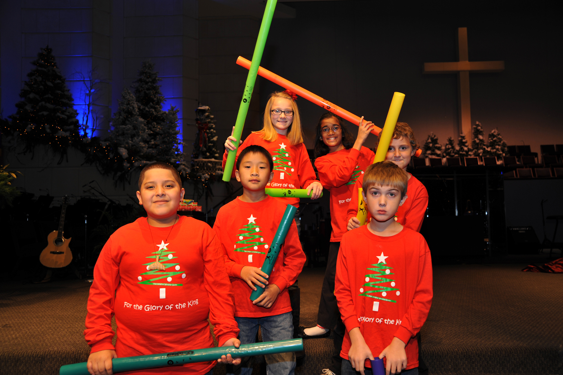 'For the Glory of the King' at The Heights Baptist Church