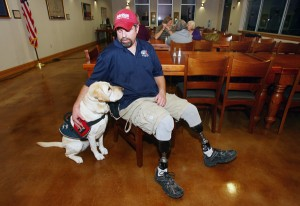 Patriot Paws service dog earns award as best companion