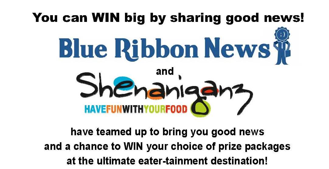 Winner announced in Blue Ribbon News, Shenaniganz promo