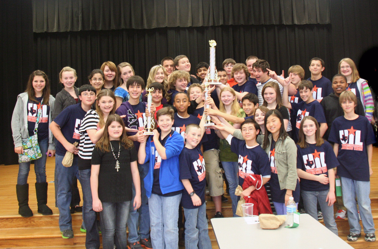Williams Middle School wins UIL district championship for seventh straight year