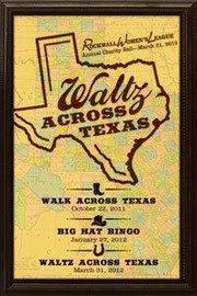 Women's League to host 'Waltz Across Texas' charity ball