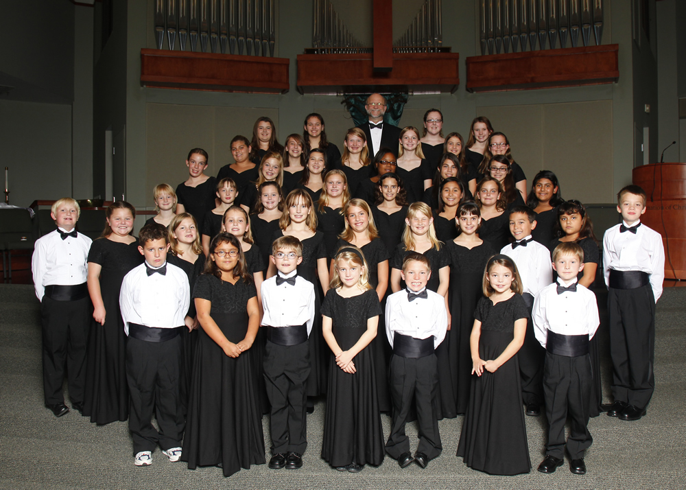 Rockwall Children's Chorus to host auditions