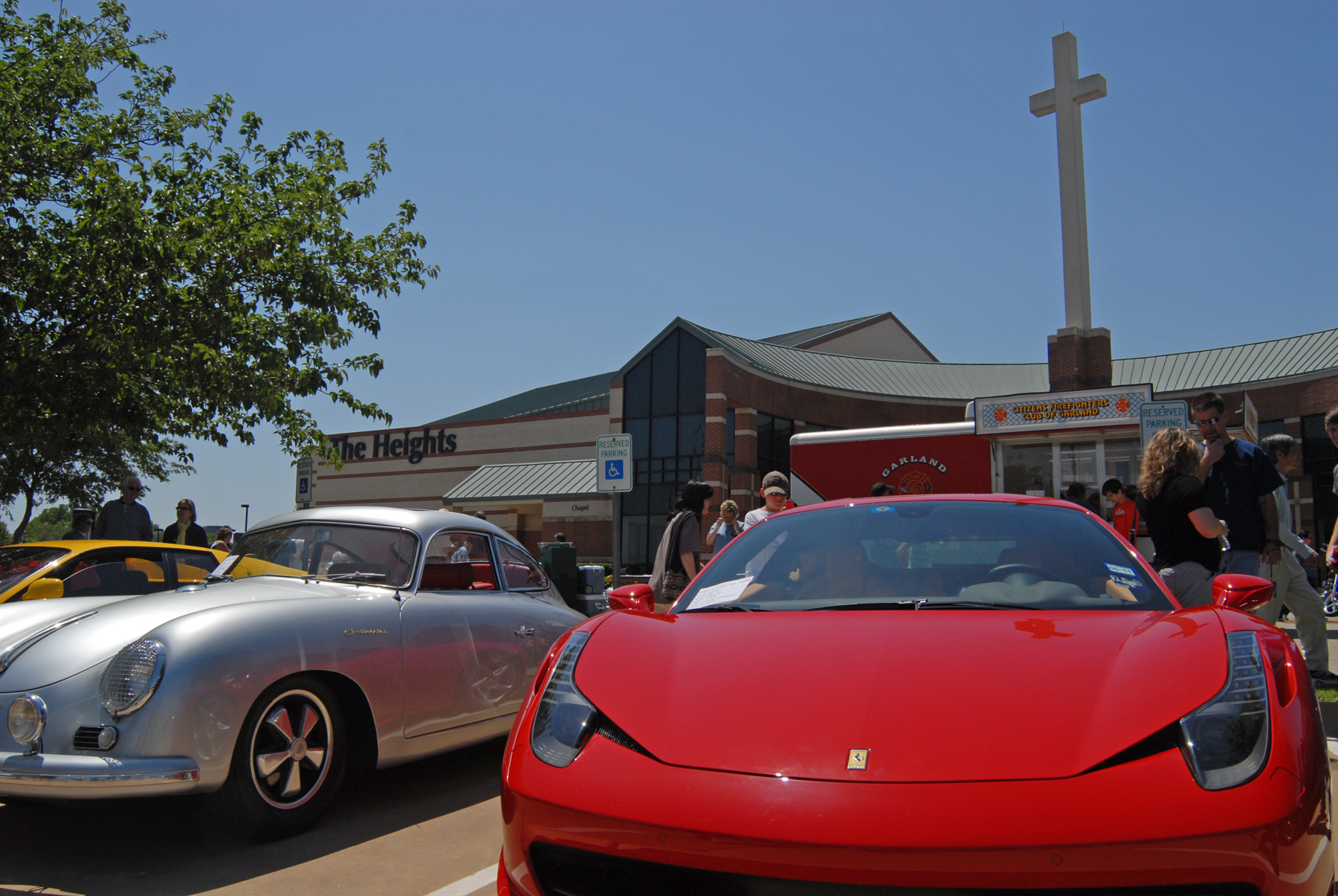 Heights Car Show to benefit Network Food Pantry