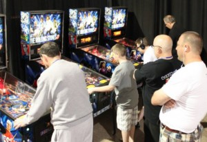 Pinball Festival features free play, flea market, tourneys