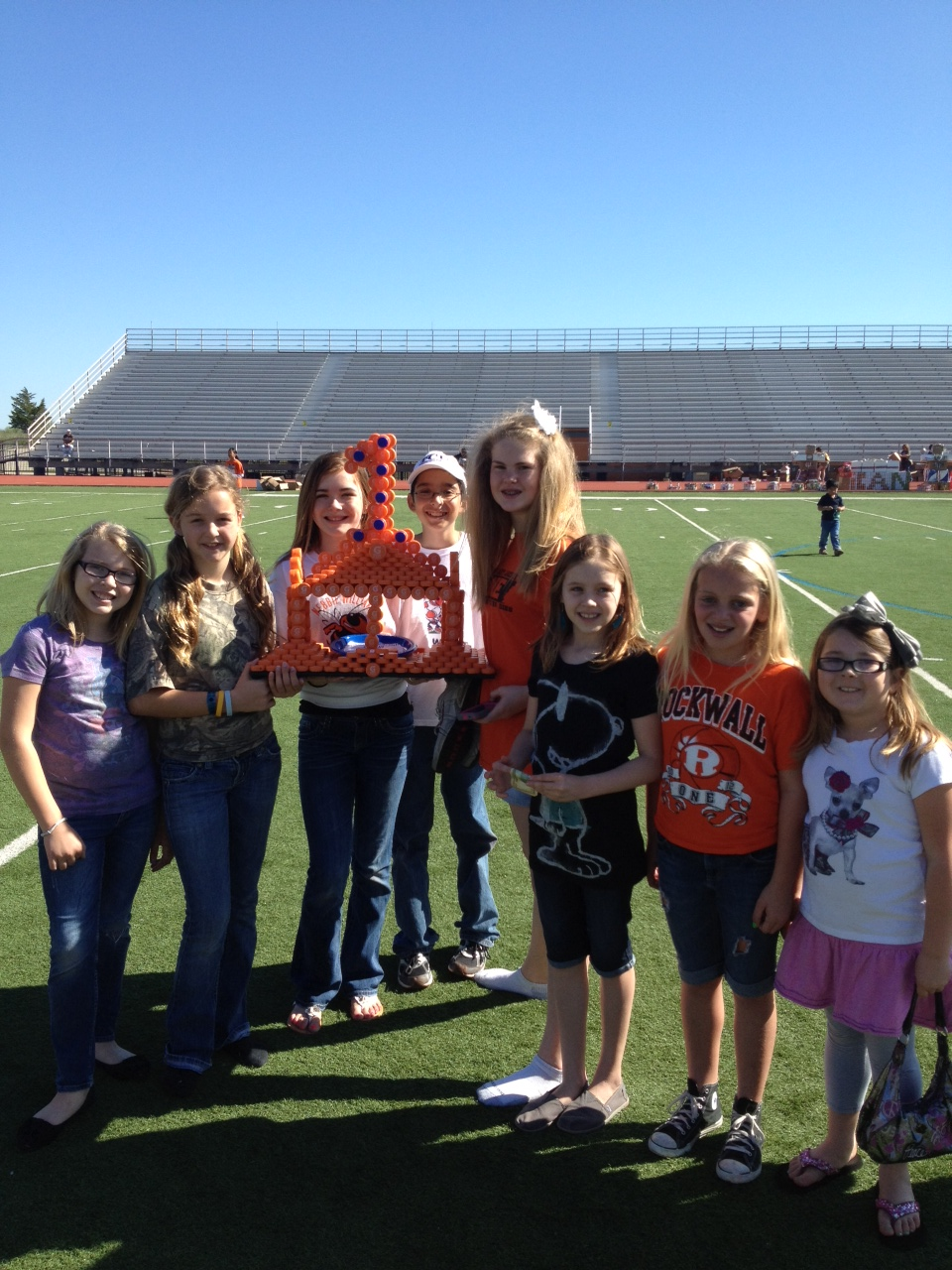Toyota Of Rockwall >> Nebbie students win canned food drive design competition ...