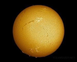 Figure 2 The Sun, By Greg Piepol