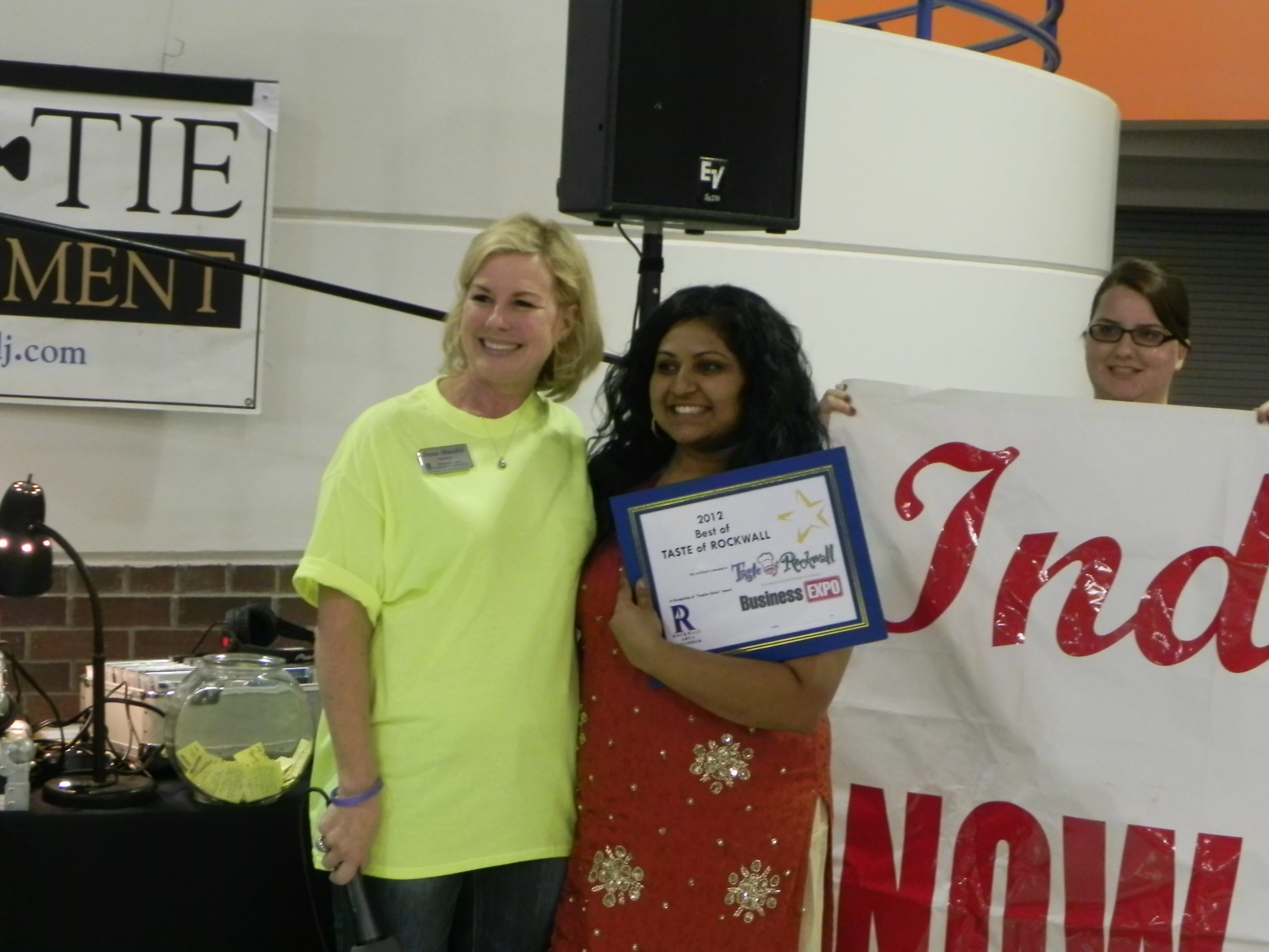 Taste of Rockwall, Business Expo a delicious success