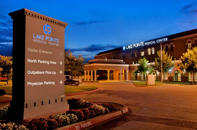 Lake Pointe Medical Center earns 'A' for patient safety