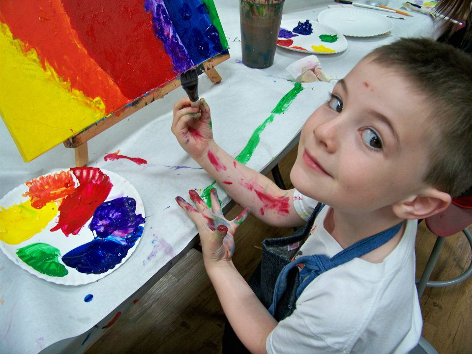 Does art make you smart?