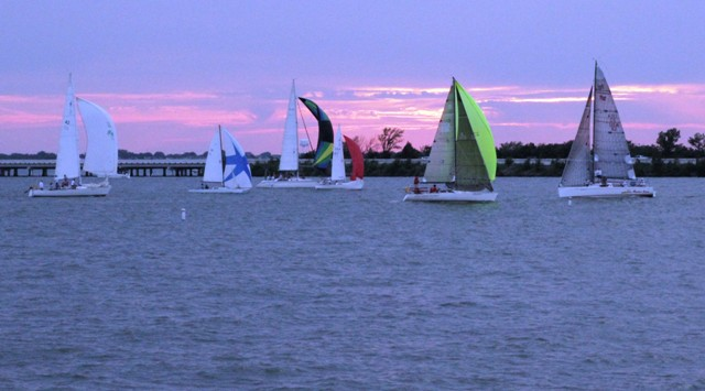 Dallas Race Week brings sailors, family fun to Lake Ray Hubbard