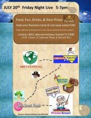 Take part in treasure hunt at four Rowlett businesses