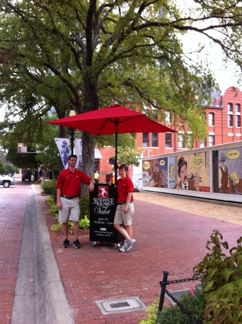 Sundance Square launches free valet service