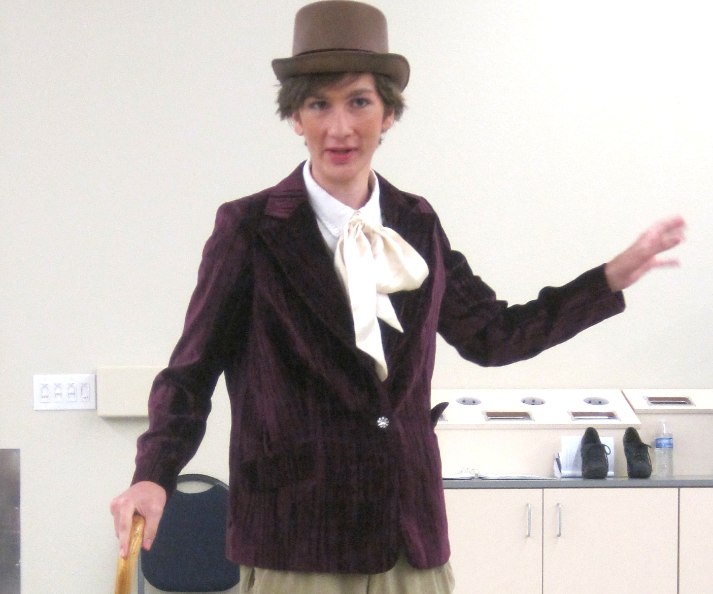 Wylie Acting Group presents Charlie & the Chocolate Factory