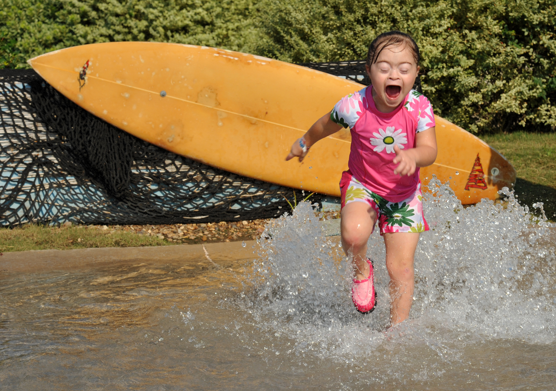 Hawaiian Falls opens early Saturday for special needs children and their families