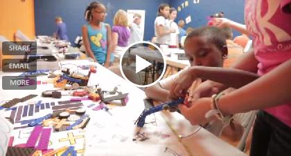 Frisco boy starts nonprofit, sends North Texas kids to robotics camp