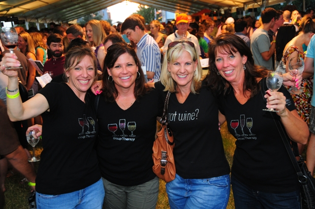Sip, savor, stomp at Grapevine's 26th annual Grapefest