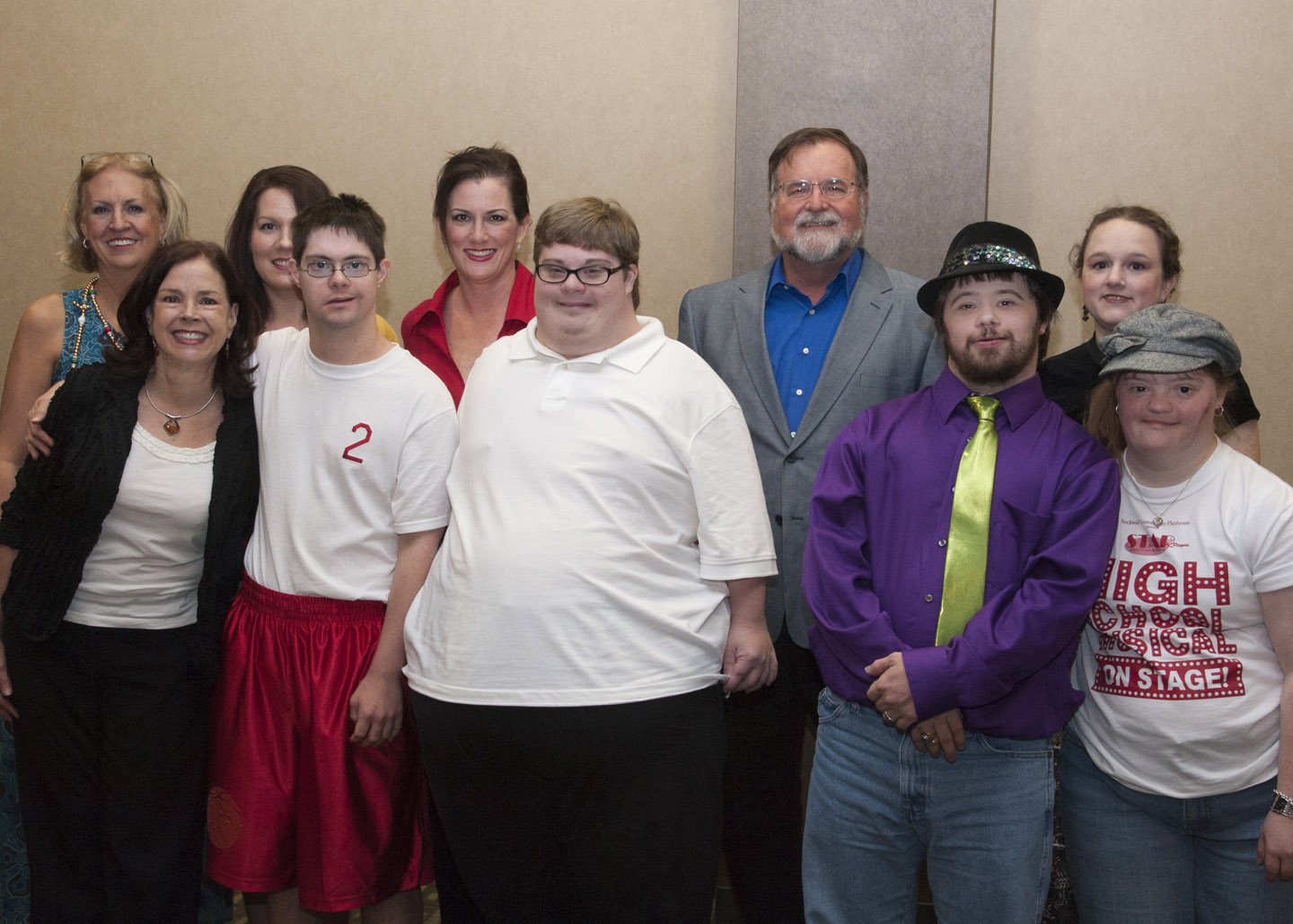RCP Players entertain Friends of Rockwall County Library