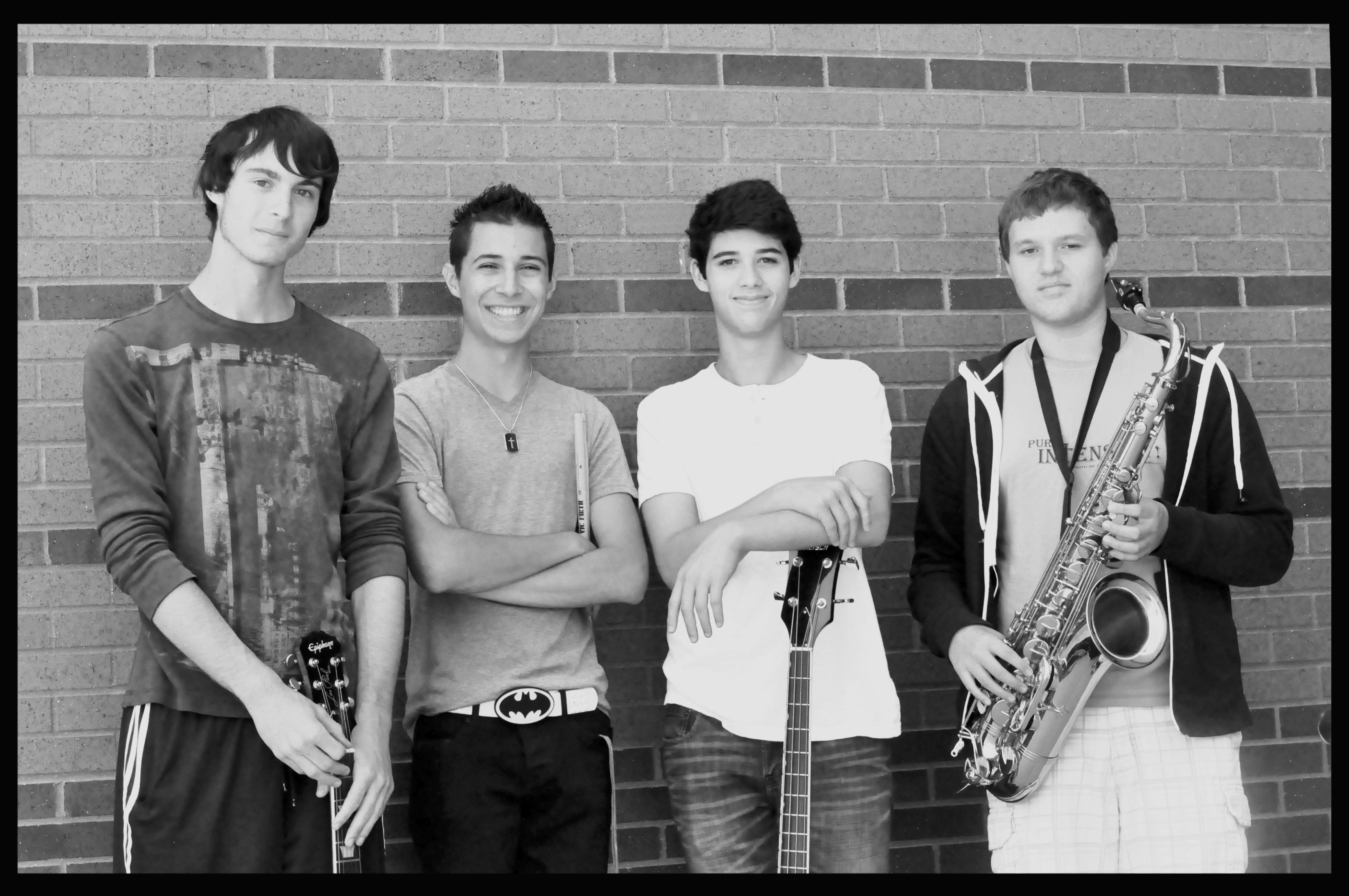 All Region Jazz 2012-1