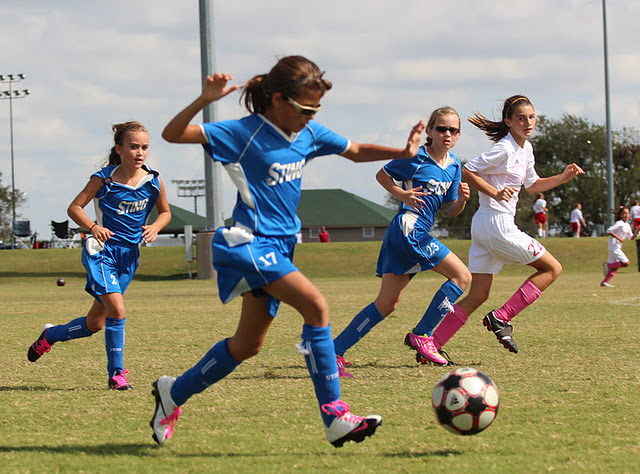 Eleven-year-old Rockwall girl named to Olympic Development Soccer Team
