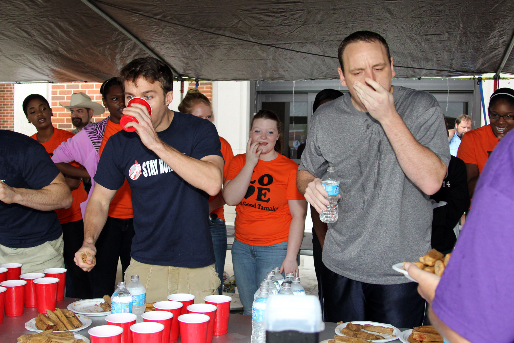 'Jaws' tastes victory at World Tamale Eating Championship in Lewisville