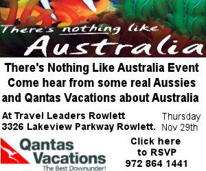 Travel Leaders australia event 300 x 250