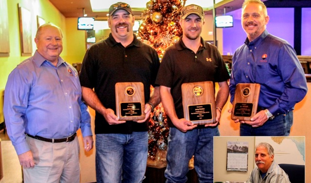 City of Heath names Employee of the Year, honors staff