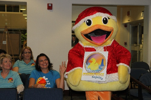 City of Rockwall partners with Duck Regatta in 2013