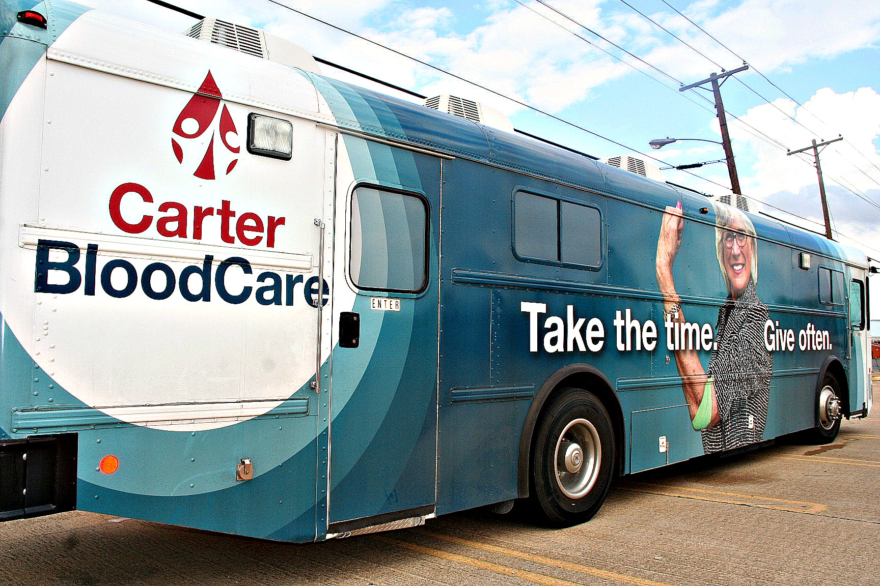 Carter BloodCare, community members partner to safeguard blood supply