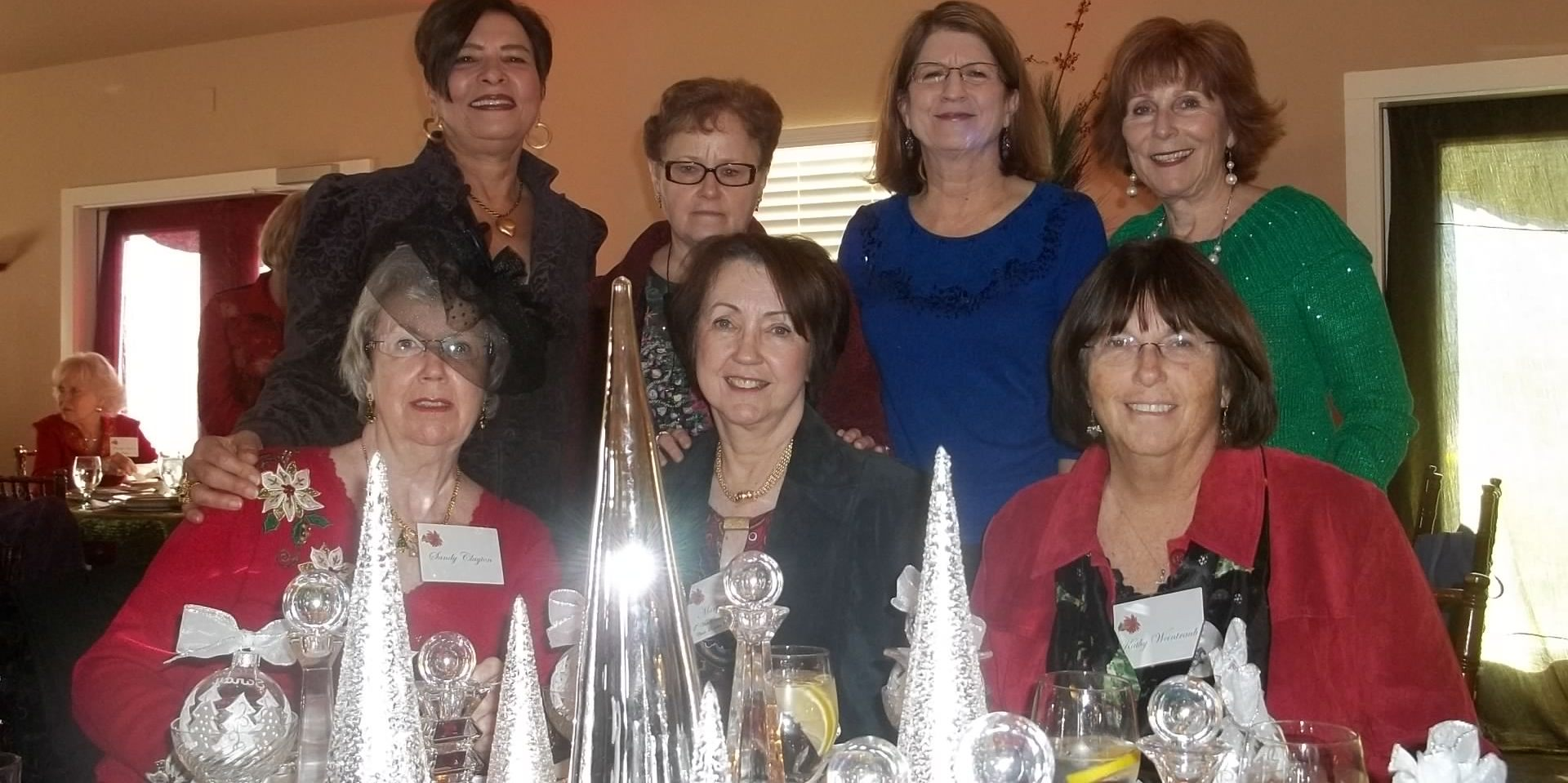 Newcomers celebrate season with special luncheon