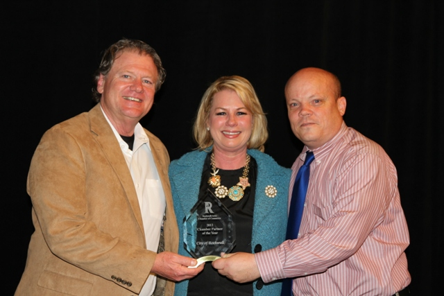 Rockwall Chamber hosts annual awards gala