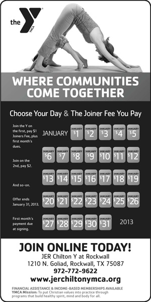 YMCA joiner Jan 2013 300 101895 RW Campaign Newsp