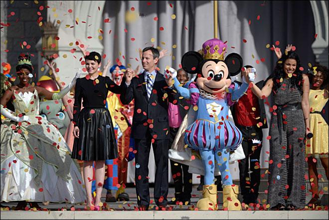 New Fantasyland now open at Disney World