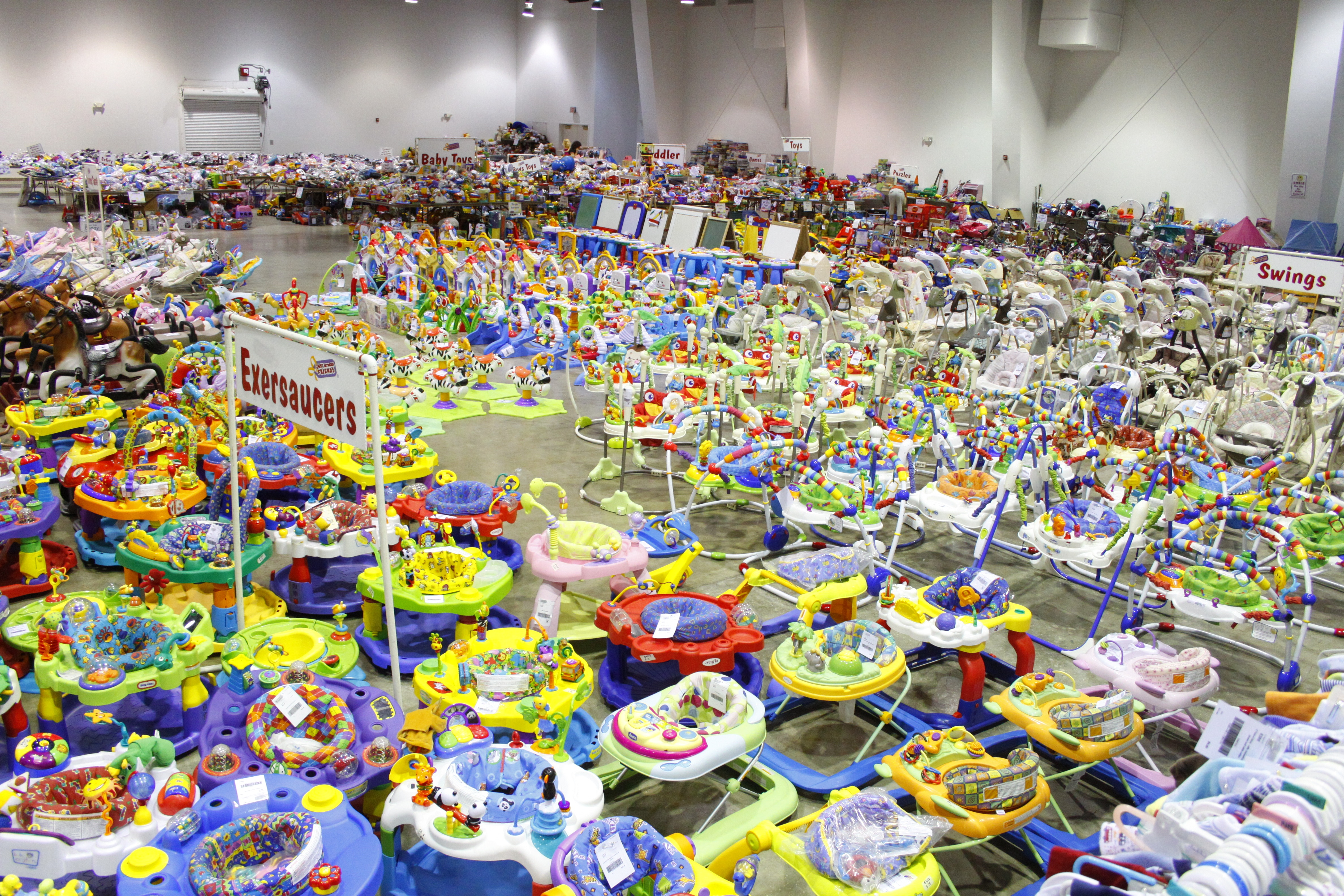 Just Between Friends brings huge children/maternity consignment event to Mesquite Rodeo grounds
