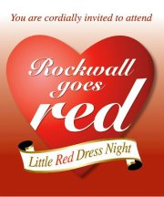 'Rockwall goes red' at Culpepper Steakhouse