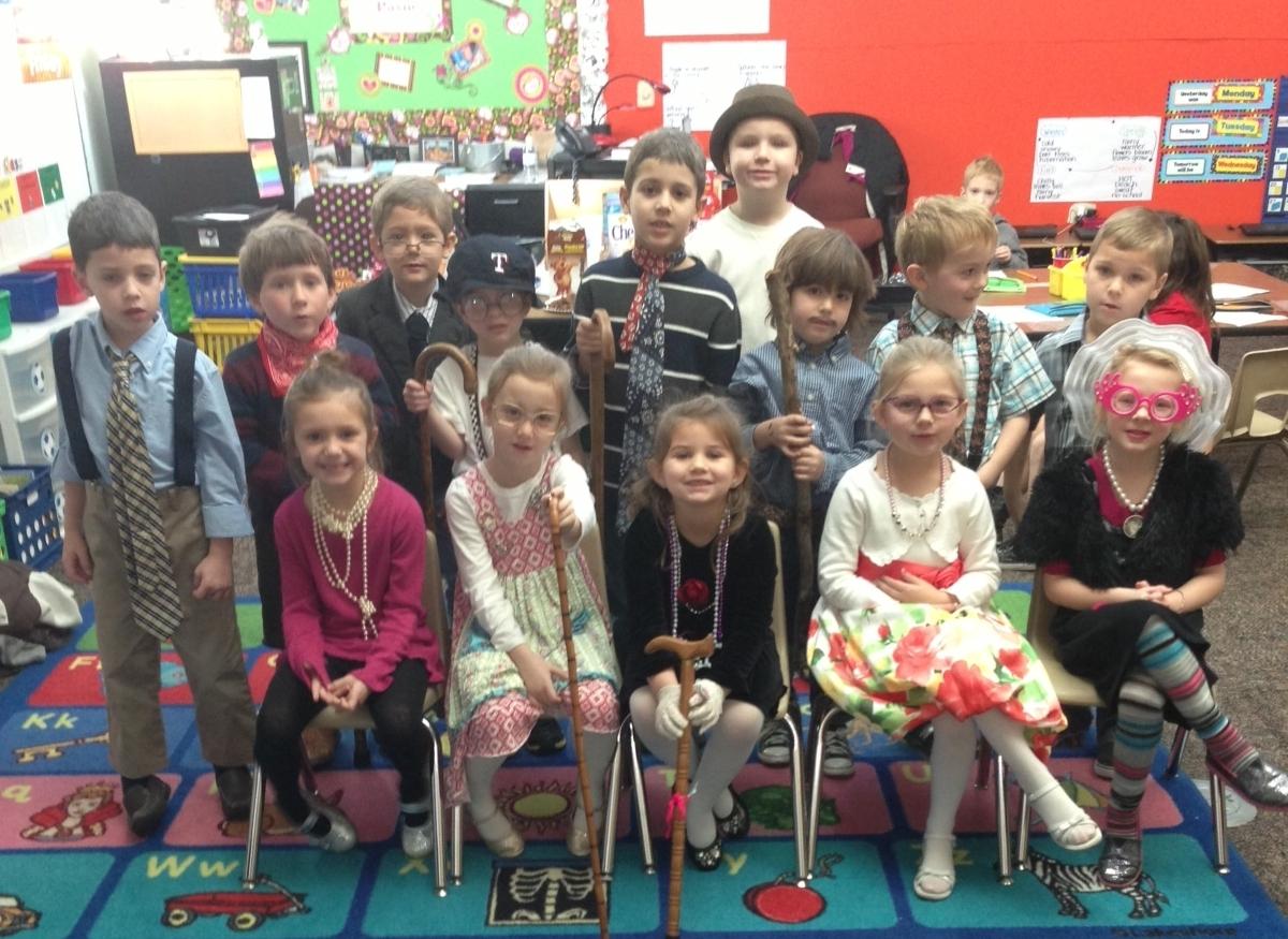PAYNE 100TH DAY - 100th Day Of School Kindergarten