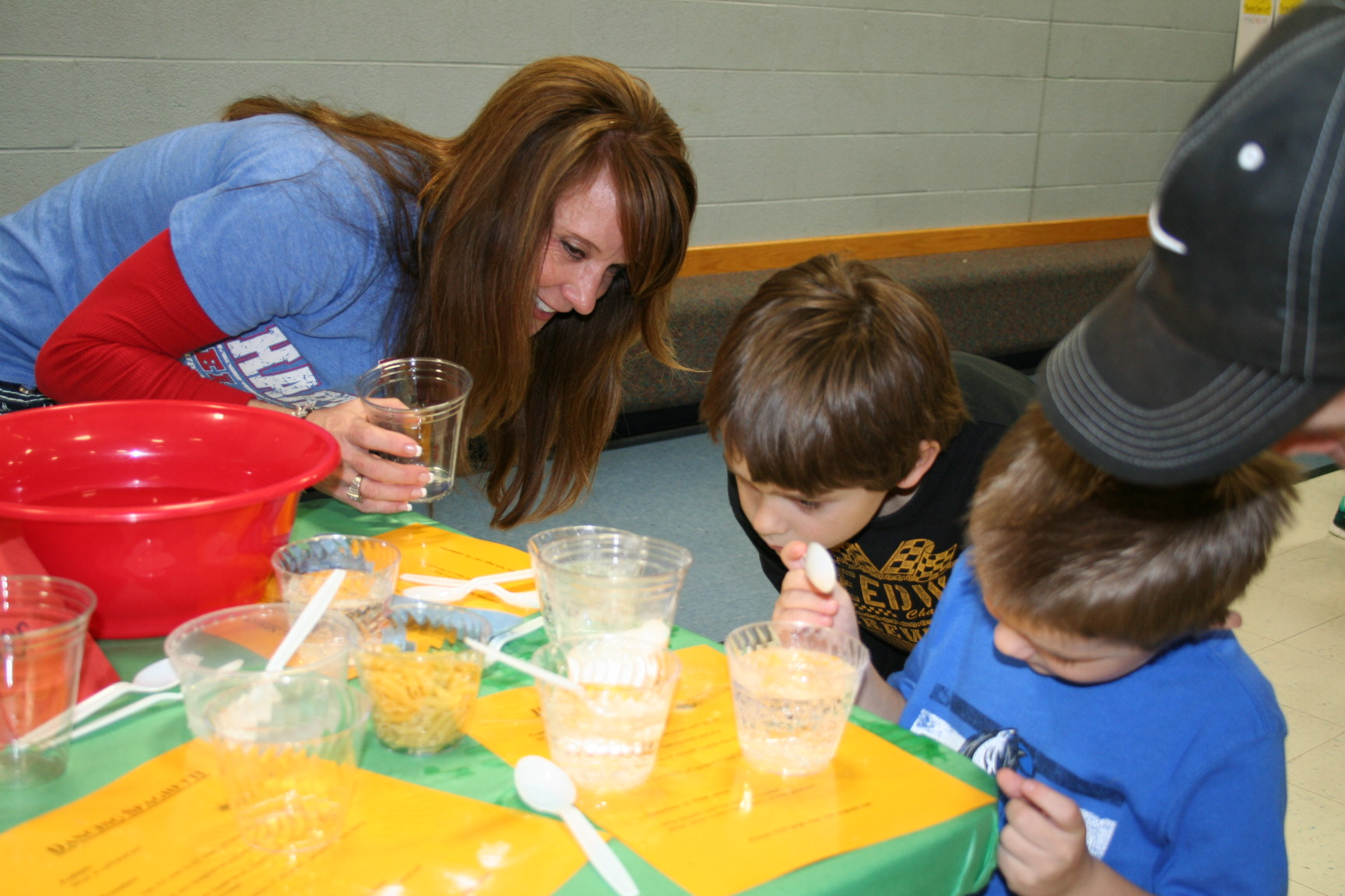 Hartman Elementary hosts SMaRT Night | Blue Ribbon News