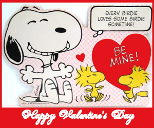 snoopy valentines day 300 x 250
