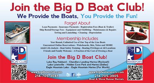Big D Boat Club